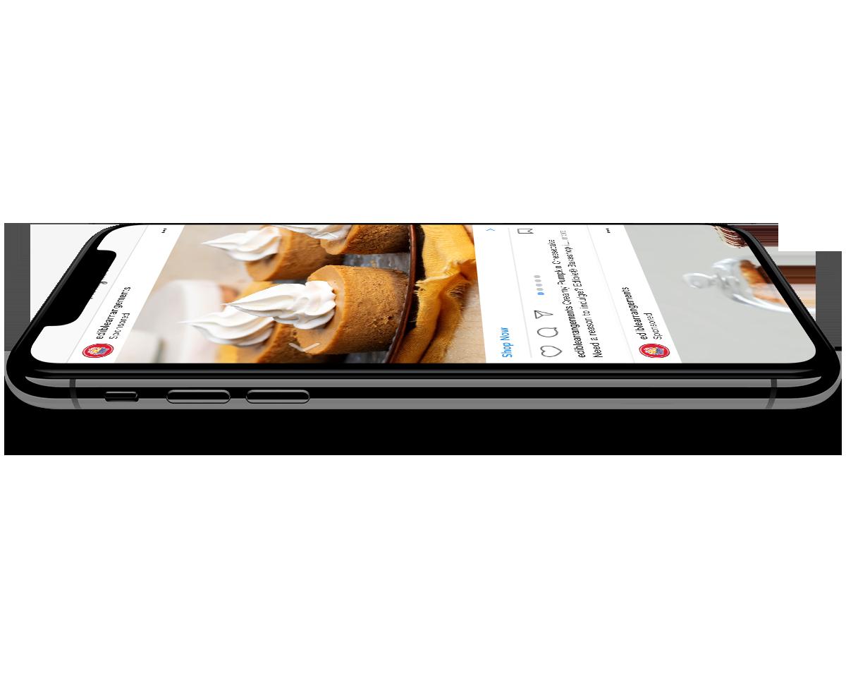Edible Arrangements Phone Mockup 5